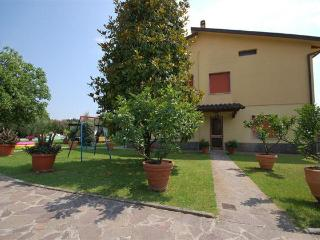 Large villa with spacious garden and pool - Lucca vacation rentals