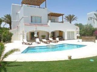 El Gouna White Villa, 5 bedrooms with pool - Image 1 - El Gouna - rentals