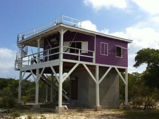 Off-grid solar home w ocean/sunset/sunrise views - Caye Caulker vacation rentals