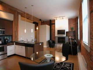 Modern Heritage Condo - DOWNTOWN - No Compromises - Victoria vacation rentals