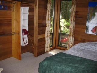Semi-Waterfront 3 BR Cabin for rent  Savary Island - Lund vacation rentals