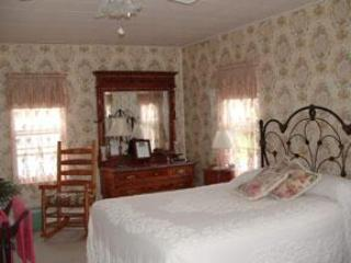 The Ocoee Room - The White House Bed & Breakfast - Ducktown - rentals