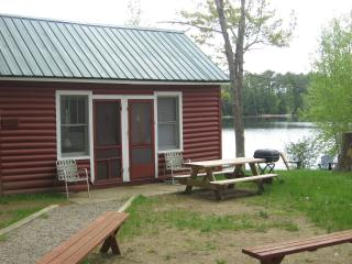 Two Bedroom Bass Cottage On Shoreline Of Lake - Lake Luzerne vacation rentals