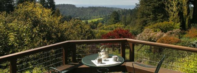 Ocean & Vineyard View Wine Country Retreat Hot Tub - Image 1 - Occidental - rentals