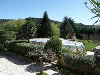 Big renovated farmhouse with covered pool 0163 - Castillon-du-Gard vacation rentals