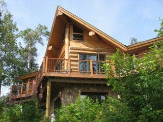 White Bear Log Cabin - Silver Bay vacation rentals