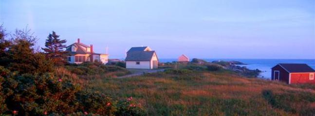 Beautiful Ocean Side Cottage - South Nova Scotia - Image 1 - Lockeport - rentals