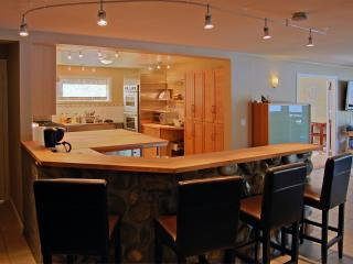 Oyster Bay Waterfront Retreat - a vacation estate - Pender Harbour vacation rentals