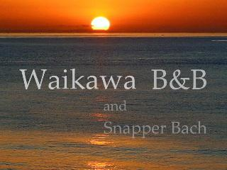 Waikawa B&B and Snapper Bach, East Cape, NZ. - Bay of Plenty vacation rentals