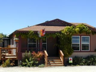 Guest House- 3-bed rm full kitch, vineyard setting - Paso Robles vacation rentals