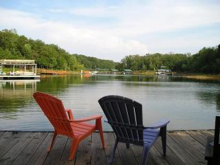 Lakefront. Pet-Friendly. Quiet Cove. Cozy Cabin. - Hartwell vacation rentals