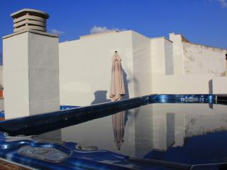 Two bedroom residence , rooftop pool WiFi - Seville vacation rentals