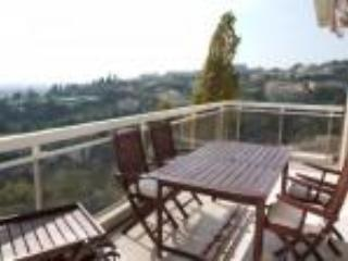 terrace with sea view - Bellet - sea view and swimming pool - Nice - rentals