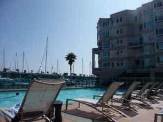 at the pool - Spacious Studio In Luxury Waterfront Building - Marina del Rey - rentals