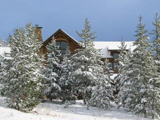 Lux Lodgehome, Big Sky,MT Ski-in/Out, HotTub, Wifi - Big Sky vacation rentals