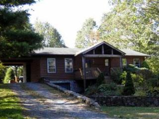 Journey's End Cabin - Boone vacation rentals