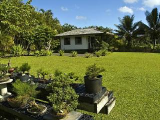 Hanalei Taro patch Cottages~Serenity & Beauty - Hanalei vacation rentals