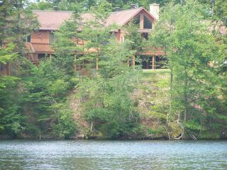 Beaver Point Lodge 6 bedrooms, 5 baths Adirondacks - Glenfield vacation rentals