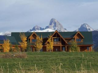 Tablerock Teton Custom Log Home - Kilauea vacation rentals