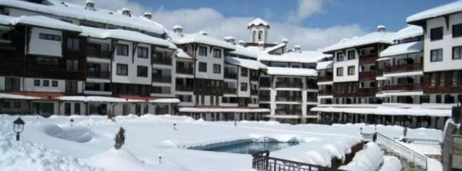 Ski Apartment in Bansko Royal Towers, Bulgaria - Image 1 - Bansko - rentals