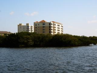 Sunset Bay views, golf, fishing at 3-bedroom condo - Palmetto vacation rentals