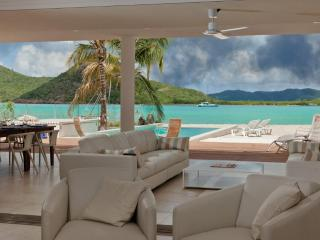 Luxury waterfront villa in Jolly Harbour - Antigua vacation rentals