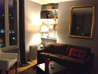Studio with view, Place d'Italie - 12th Arrondissement Reuilly vacation rentals