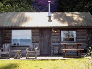 Beach Haven, One Bedroom Log Cabins - Eastsound vacation rentals