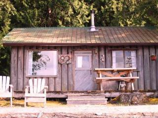 Beach Haven, Two Bedroom Log Cabins - Eastsound vacation rentals