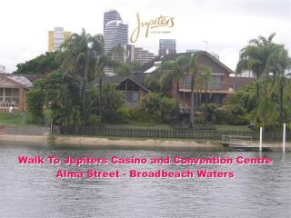 Jupiters Casino Waterfront Holiday Home - 4 BR - Surfers Paradise vacation rentals
