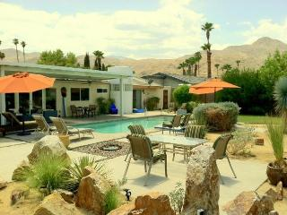 Palm Springs Value! 4BR Great Private Pool, View - Cathedral City vacation rentals