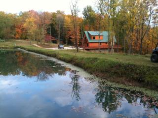 Hocking Hills Retreat on 85 Private Wooded Acres - Hocking Hills vacation rentals