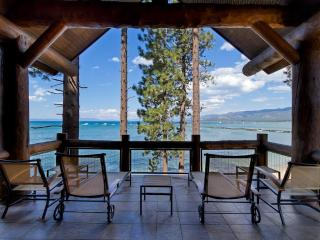 Breathtaking Lake Front Views - Sierra Shores 4 BR - South Lake Tahoe vacation rentals