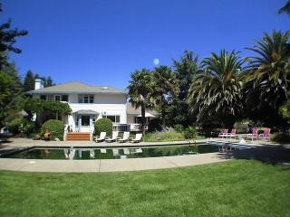 House on 5 acres land,has Swimming Pool,Spa,Tennis - Napa vacation rentals