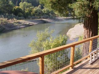 Moon River - large beautiful riverfront property - Guerneville vacation rentals