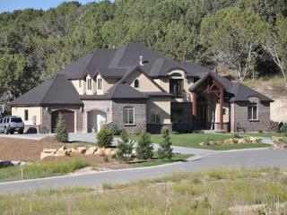Brand New Huge 8 Bedroom Mountain Home - Heber City vacation rentals