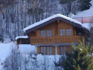 Luxury Swiss chalet - 4 Valleys/Verbier region - Nendaz vacation rentals