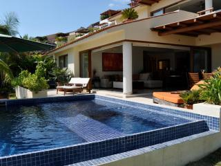 Luxurious Beachfront Villa in Punta Esmeralda!!!! - Bucerias vacation rentals