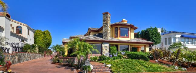 Casa Camelot is a Luxury Family Vacation Rental Estate Like No Other. Amazing Panoramic Ocean Views! - King of the Hill Casa Camelot Fall/Holiday Special - San Clemente - rentals