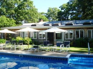 3 BR,/3BA Executive Home With Hugh Heated Pool - West Yarmouth vacation rentals