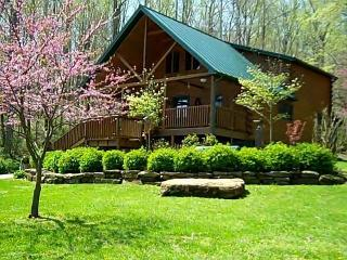 Wise Old Owl Cabin French Lick Casino Golf Relax! - French Lick vacation rentals