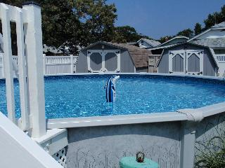 Pool-Fenced yard-dog friendly-Internet - Cape May vacation rentals