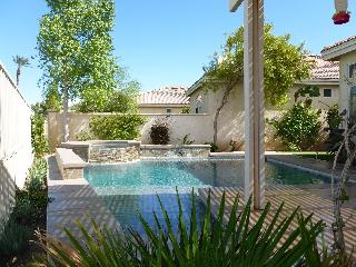EXECUTIVE POOL HOME ON GOLF COURSE IN COUNTRY CLUB - Indio vacation rentals