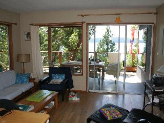 Sunny, Oceanview House - Private and Secluded - Galiano Island vacation rentals