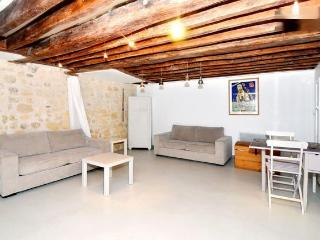 Central hip stylish studio 2nd Arrondisment Paris - 3rd Arrondissement Temple vacation rentals