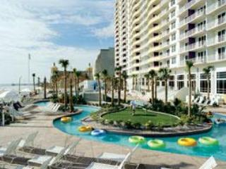 lazy river - beautiful 1 bedroom delux suite - on the beach - Daytona Beach - rentals