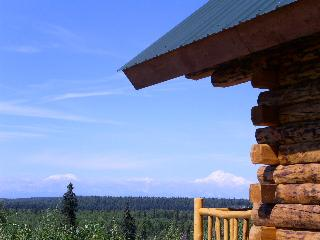 Talkeetna log cabin with Denali view & Fly fishing - Talkeetna vacation rentals