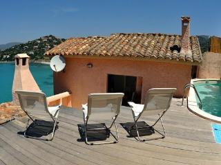 Sardinia, villa with pool and amazing sea view - Pula vacation rentals