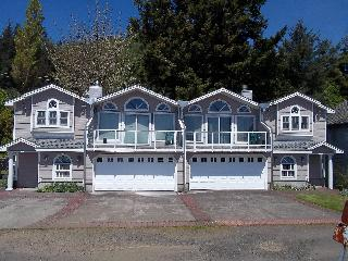 Oceanfront Duplex on Garibaldi Bay,sleeps up to 12 - Netarts vacation rentals