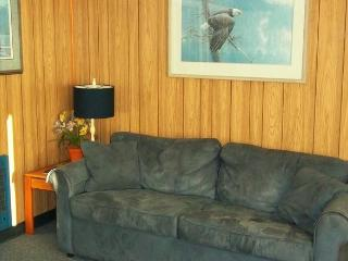 2 Bedroom, One Bathroom Water Front Cabin,sleeps 6 - Netarts vacation rentals